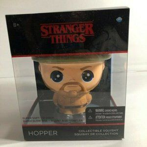 New Netflix Stranger Things Collectible Squishy